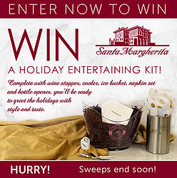 Women's Choice Award Holiday Entertaining Kit Giveaway