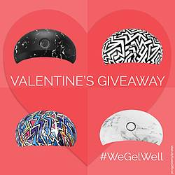 MelodySusie 4 Valentine Limited Edition Curing Lamps Giveaway